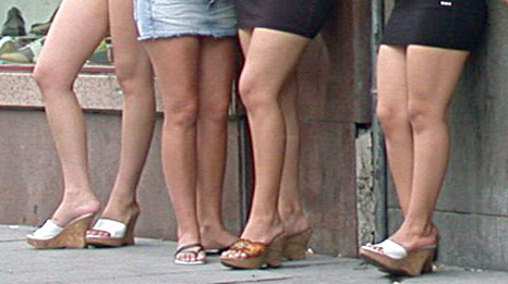 Border town plans to fight prostitutes with stinky acid