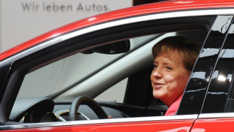 Merkel responds to Opel protectionism charges