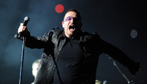 U2 to mark Wall anniversary with free concert in Berlin