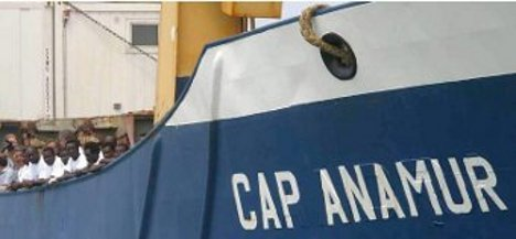 Cap Anamur boss acquitted of illegal immigration charges