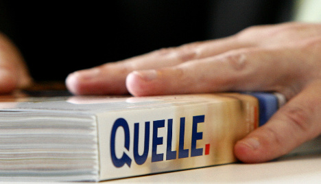 Mail-order giant Quelle to be liquidated