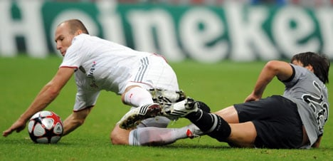 Frustrated Bayern held to a draw by Juventus