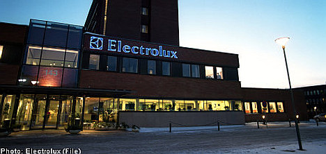 Electrolux profits in high speed spin