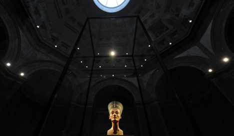 Nefertiti's museum home reopens after 70 years