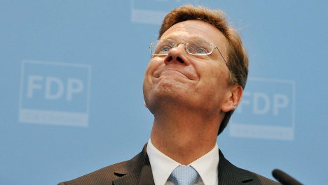 Why Guido Westerwelle shouldn't become Germany's foreign minister
