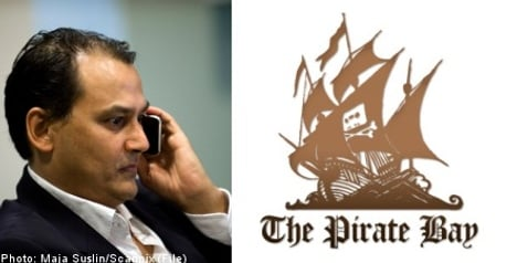 Suitor admits Pirate Bay purchase in peril