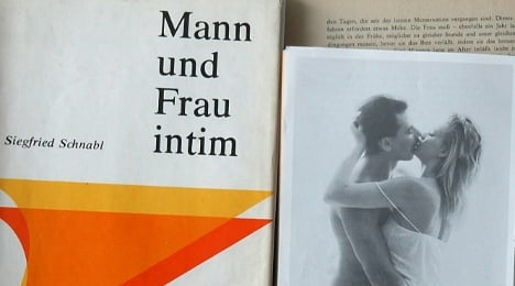 East Germans nostalgic for sex as it was before the Wall fell