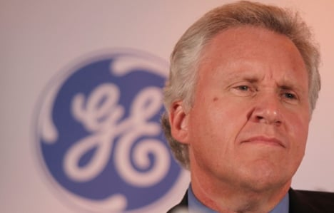 GE boss looks to Germany as role model