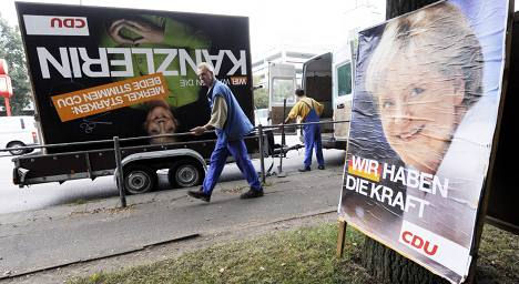 One in six German voters regrets voting decision