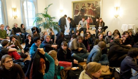 Students plan protest of university conference