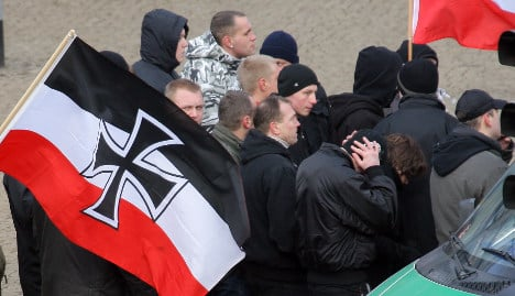 Informant goes on trial for neo-Nazi radio station