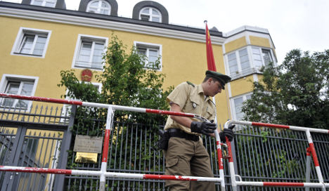 Police raid homes of alleged Chinese spies