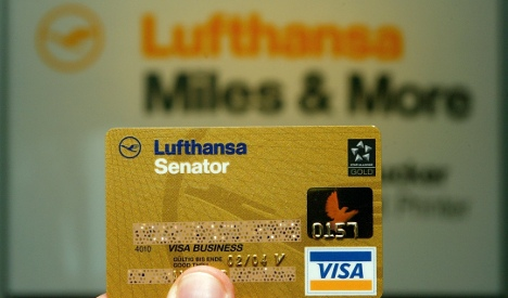 Lufthansa credit cards hit by fraud fears