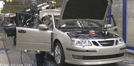 Saab to double production in 2010
