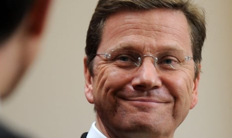 Westerwelle embroiled in row over displaced Germans in WWII