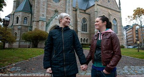 One in five priests refuse to wed same-sex couples