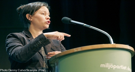Green Party makes ground among voters
