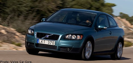 Losses continue to shrink for Volvo Cars