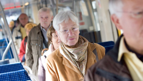 Germany's ageing population heading for massive decline