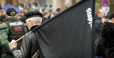 High court upholds incitement clause used against neo-Nazis
