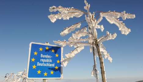 White Christmas forecast for parts of Germany