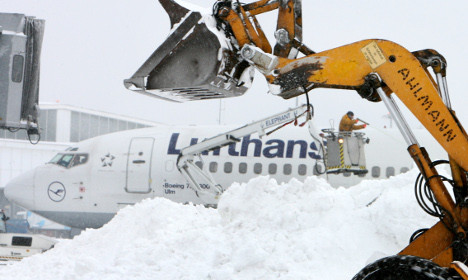 Dresden joins list of airport closures