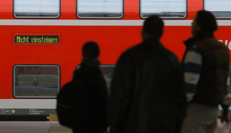 Computer flap causes morning train chaos in Hannover