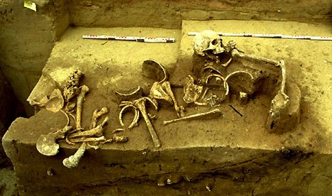 Archaeologists uncover evidence of ancient cannibal rituals