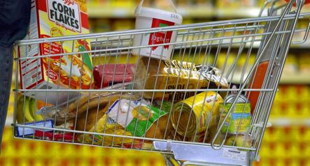 Two people put each other in hospital over shopping cart