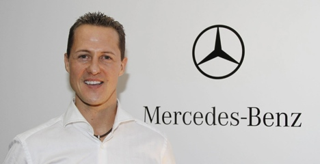 Mercedes workers angry at Schumi F1 contract