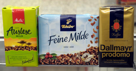 German coffee makers fined for massive price-fixing scheme