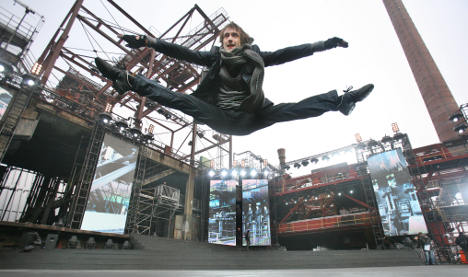 Ruhr Valley's European culture celebrations to defy deep freeze