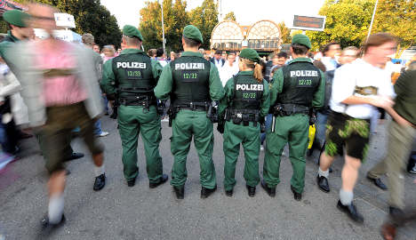 Oktoberfest security to be kept at last year's high level