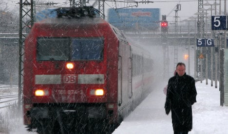 Teen kicked off train on coldest night of the year