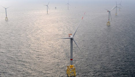 North Sea nations planning renewable energy network