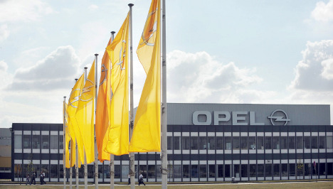 Opel to shut down its Belgian plant this year