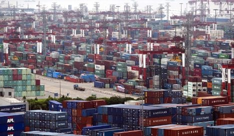 Report confirms China overtakes German exports