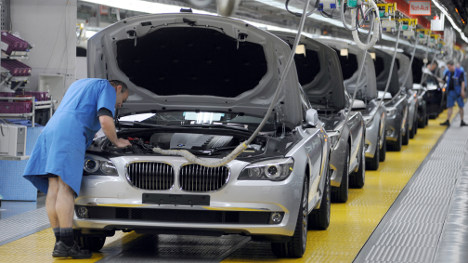 German exports on the ropes as China overtakes
