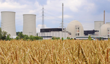 Berlin reportedly keeping all nuclear plants online