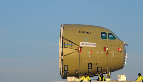 Airbus head pessimistic for 2010 amid fears for orders