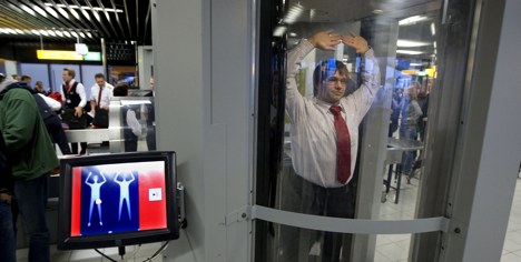 Body scanners to come sooner than expected
