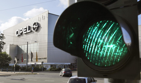 GM pays €650 million to Opel for restructuring