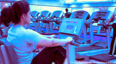 Sweden to prescribe exercise to battle youth obesity