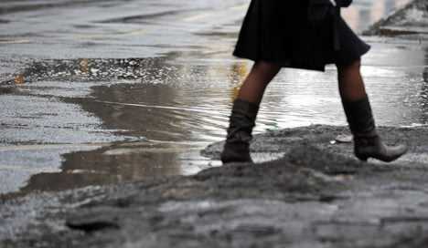Germany prepares for floods as big thaw looms
