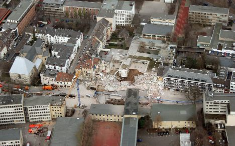 More shoddy building uncovered in Cologne