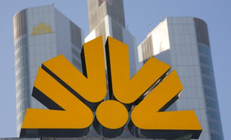 Commerzbank posts €4.54 billion in losses for 2009