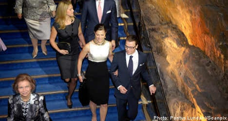 Westling learns how to become Prince Daniel