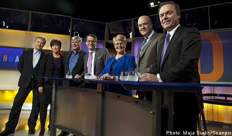 Taxes and jobs dominate party leader debate