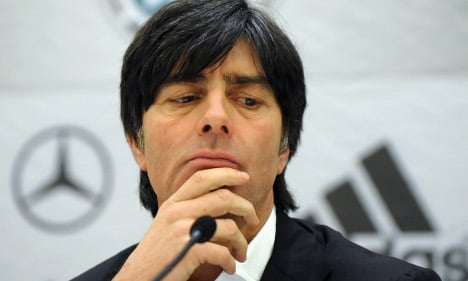 Löw contract extension hits snag