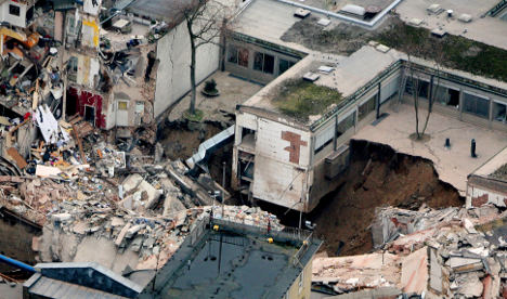 Construction worker confesses in Cologne archive collapse case